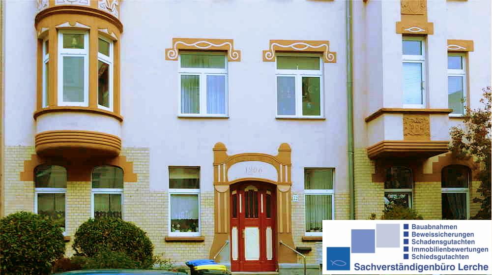 Bau- und Immobiliengutachter Peter Lerche   Nürnberg und Görlitz   Sachverstaendiger Gutachter Nuernberg Goerlitz Bauschaeden Immobilien
